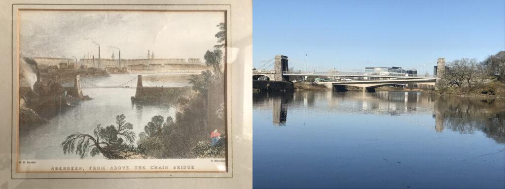 Wellington Suspension Bridge