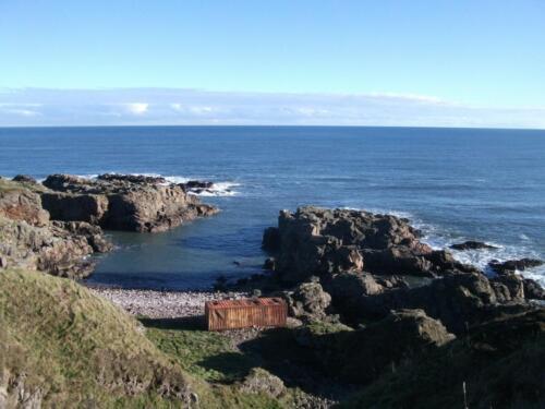 Coastal Path to Cove