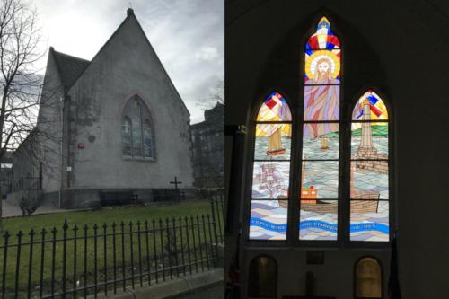 Torry St Fittick Church, Walker Road