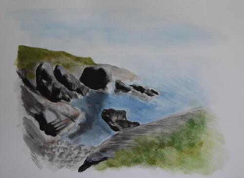 Nigg Cove Coastal TrailSTOP-6-–-Cliffs and Storm Beaches